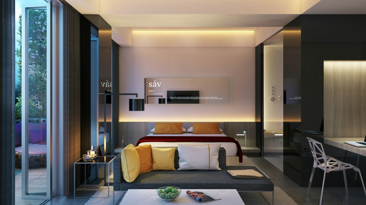 Bedroom Lighting Ideas Modern 43
