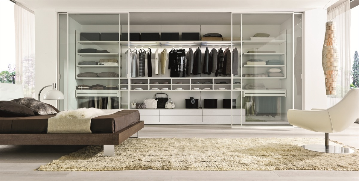 modern ladies wardrobe interior designs 20 beautiful examples of bedrooms with attached wardrobes 939