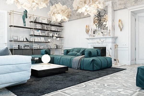 These homes demonstrate two unique sides of luxury designer vitaly yurov iryna dzhemesiuk