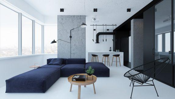 Breathtaking Modern Neoclassical Interior Design Gallery - Simple ...