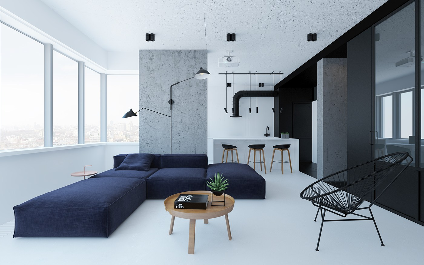 Modern Minimalist: Modern Minimal Homes To Inspire You