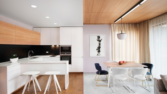Wood Interior Inspiration: 3 Endangerings With Generous Natural Details