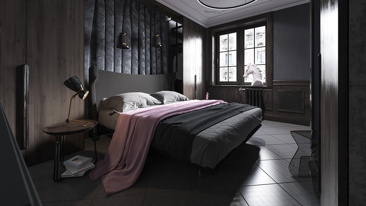 Luxury Styles 6 Dark And Daring Interiors