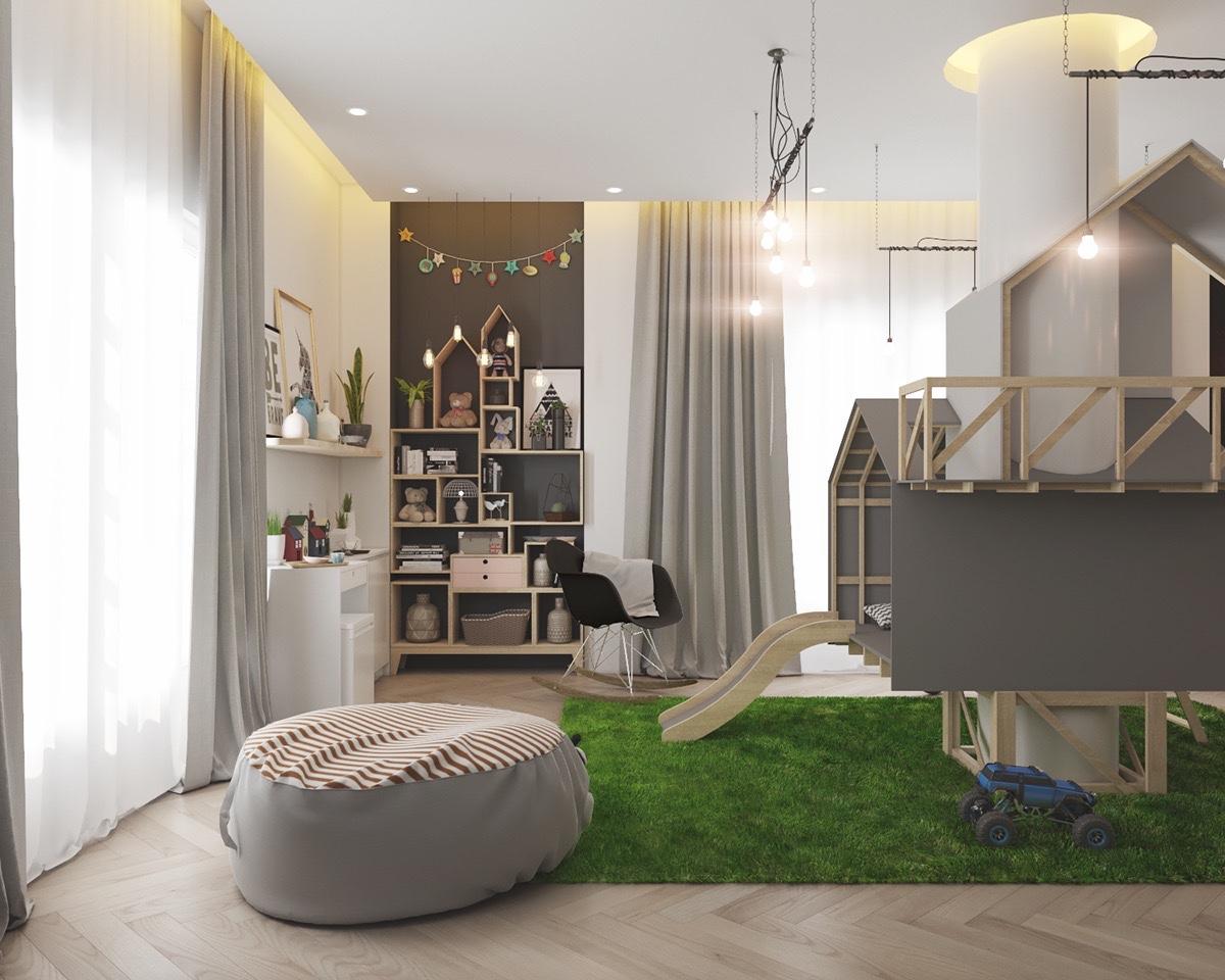 Baby Room Ideas Neutral Creative