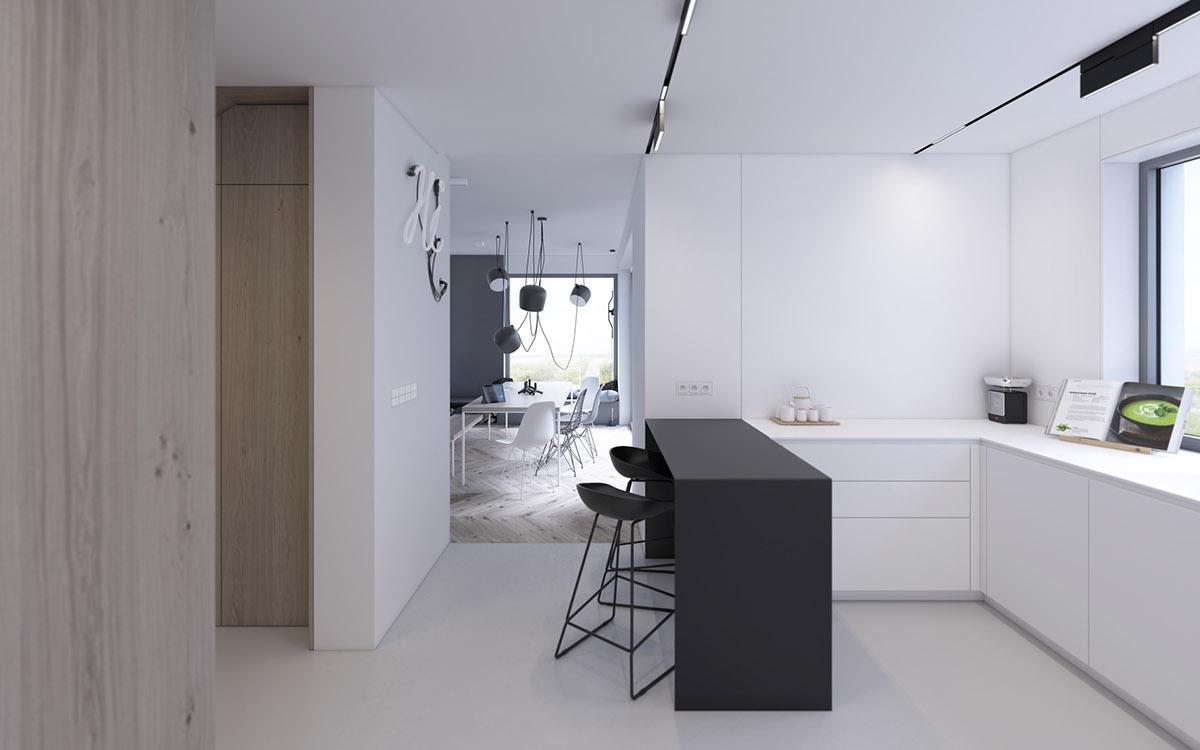 Scandinavian Minimalist Homes: Bright And Cheerful: 5 Beautiful Scandinavian-Inspired