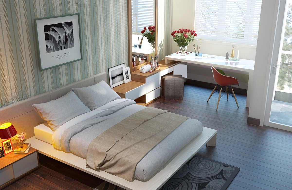 Lovely Bedrooms With Fabulous Furniture And Layouts - photo#43