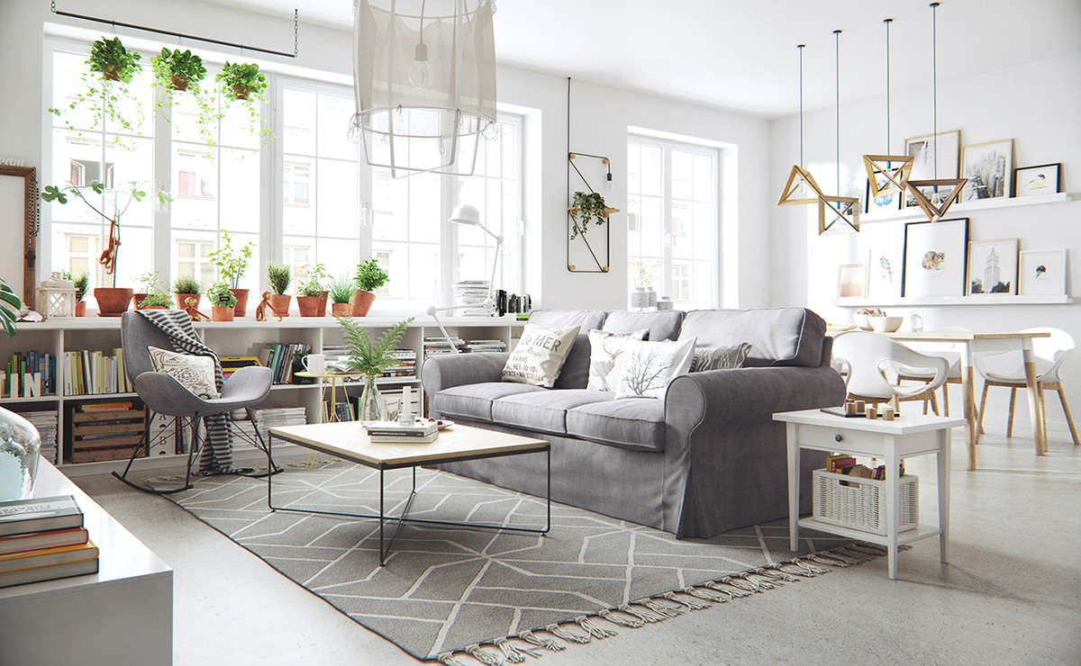 Beautiful Scandinavian Home Interiors