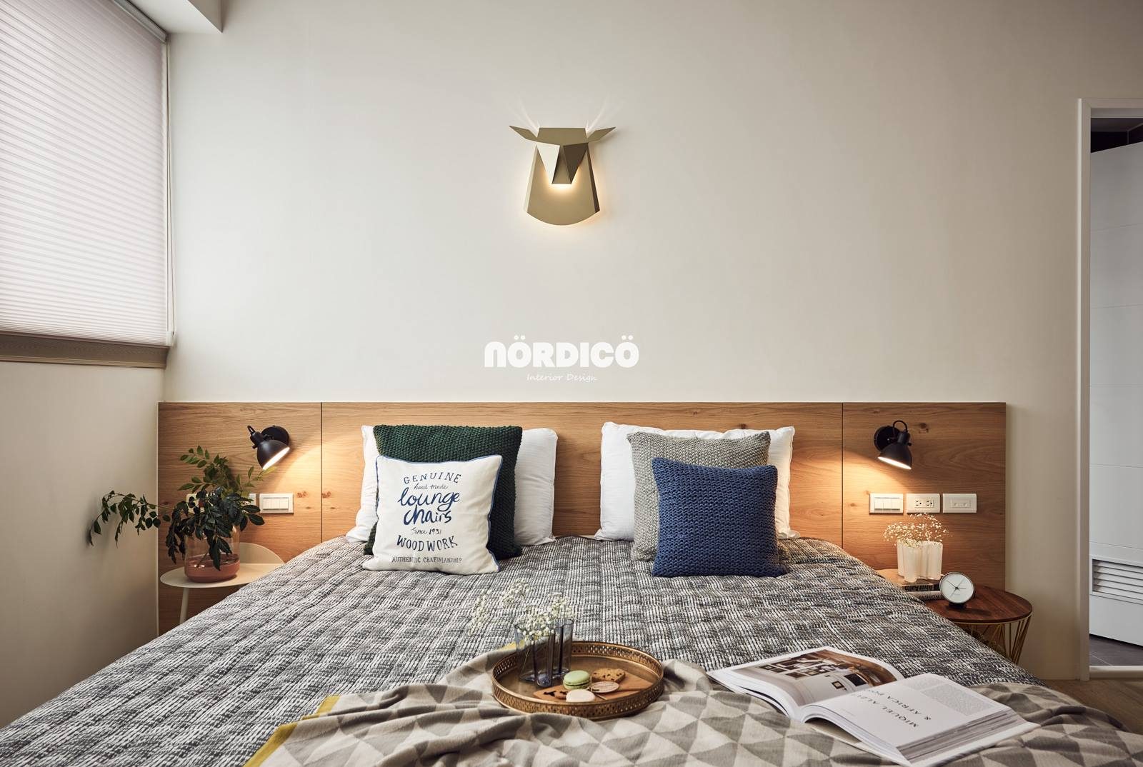 Home Designing Com Nordic Decor Inspiration In Two Colorful Homes