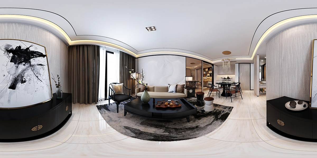 Unique chinese home design two modern interiors inspired by traditional chinese decor