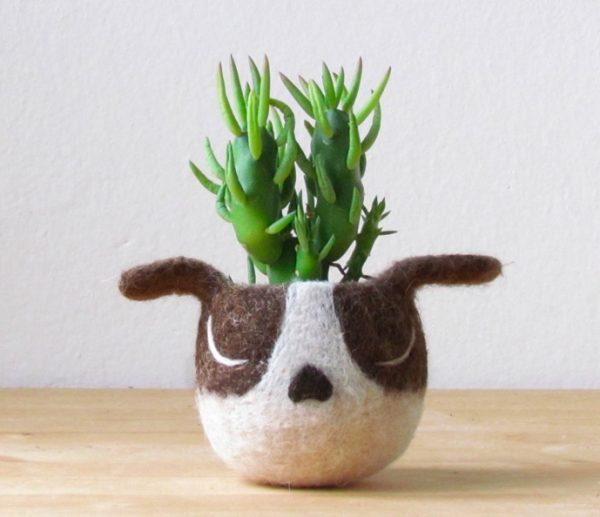Ideal 50 Unique Animal Planters To Help You Bring Nature Indoors CY78