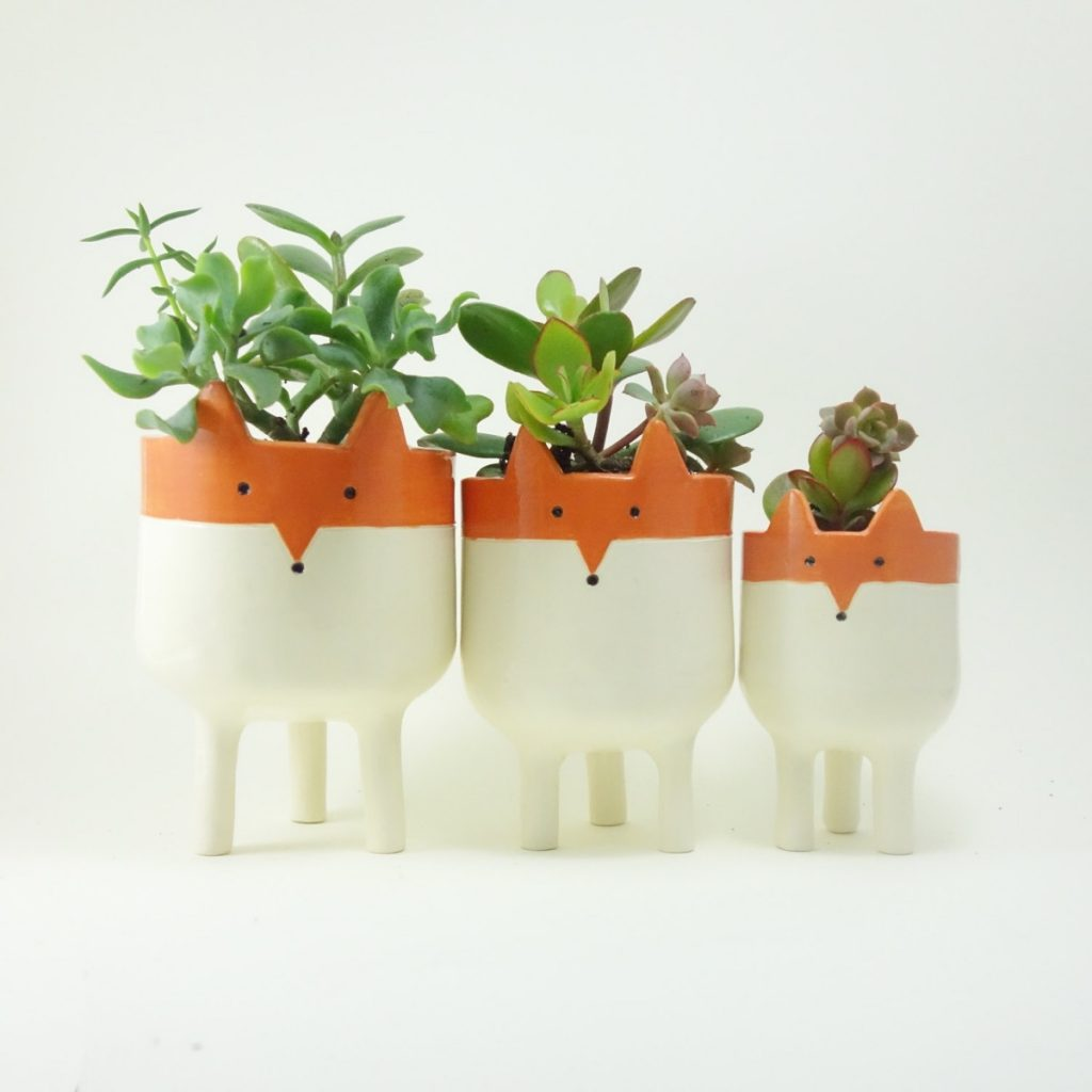 50 Unique Animal Planters To Help You Bring Nature Indoors