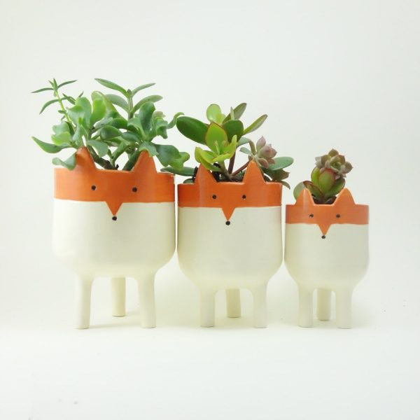 Unique Animal Planters