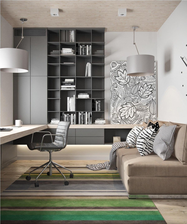 Beautiful Modern Minimalist Loft With A