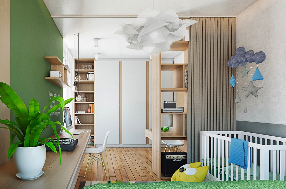 2 Gorgeous Single Story Homes With 80 Square Meter Floor