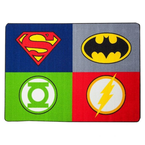 Superhelden Symbole