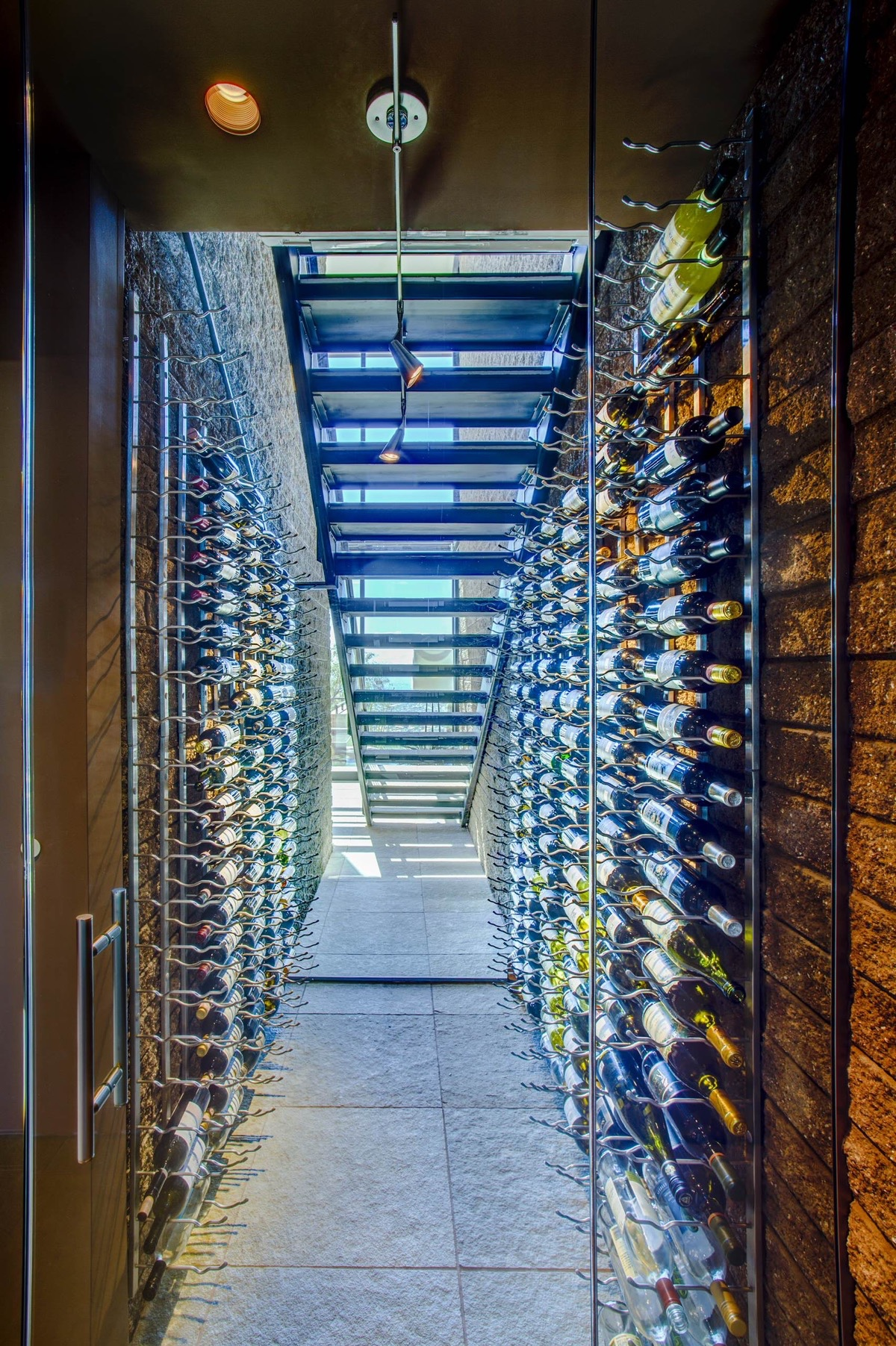 Mini Wine Cellar Ideas wine storage at home