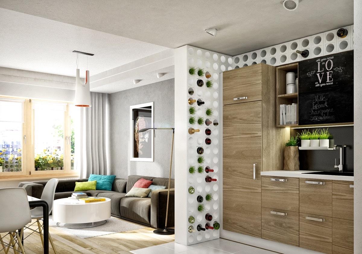 Wine Storage At Home, Wine Rack Ideas Living Room