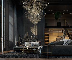 Black Interior Design Ideas