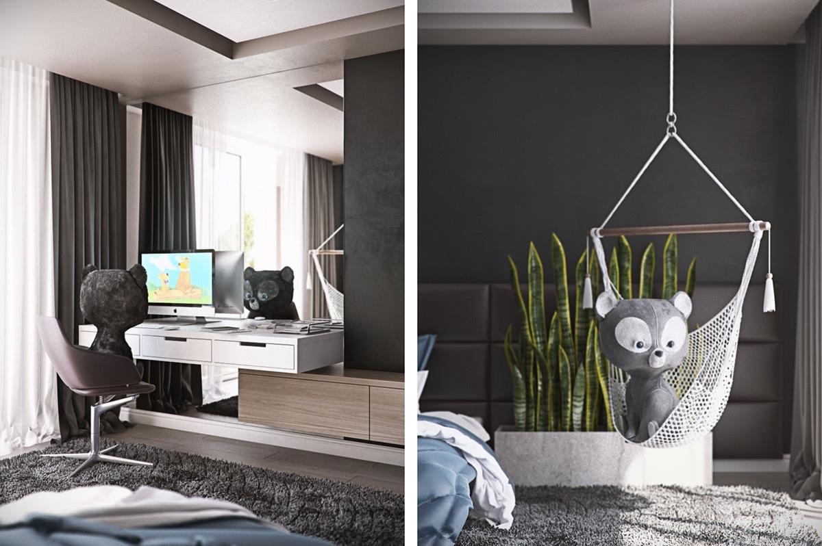 Luxury 3 Bedroom Apartment Design Under 2000 Square Feet Includes 3d Floor Plan