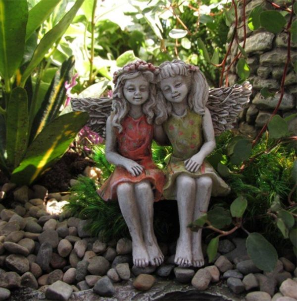 40 Stunningly Beautiful Statues Of Fairies And Angels For