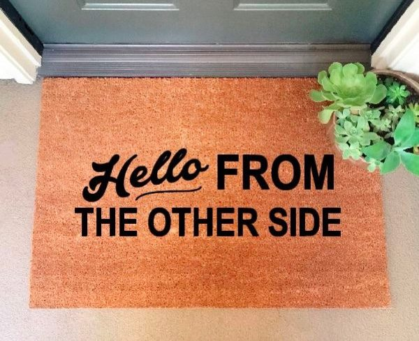 8f4c52f85775 30 Funny Doormats To Give Your Guests A Humorous Welcome