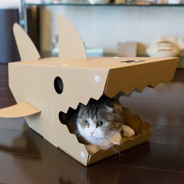 Super Stylish Cat Houses Furniture, Cool Cat Furniture