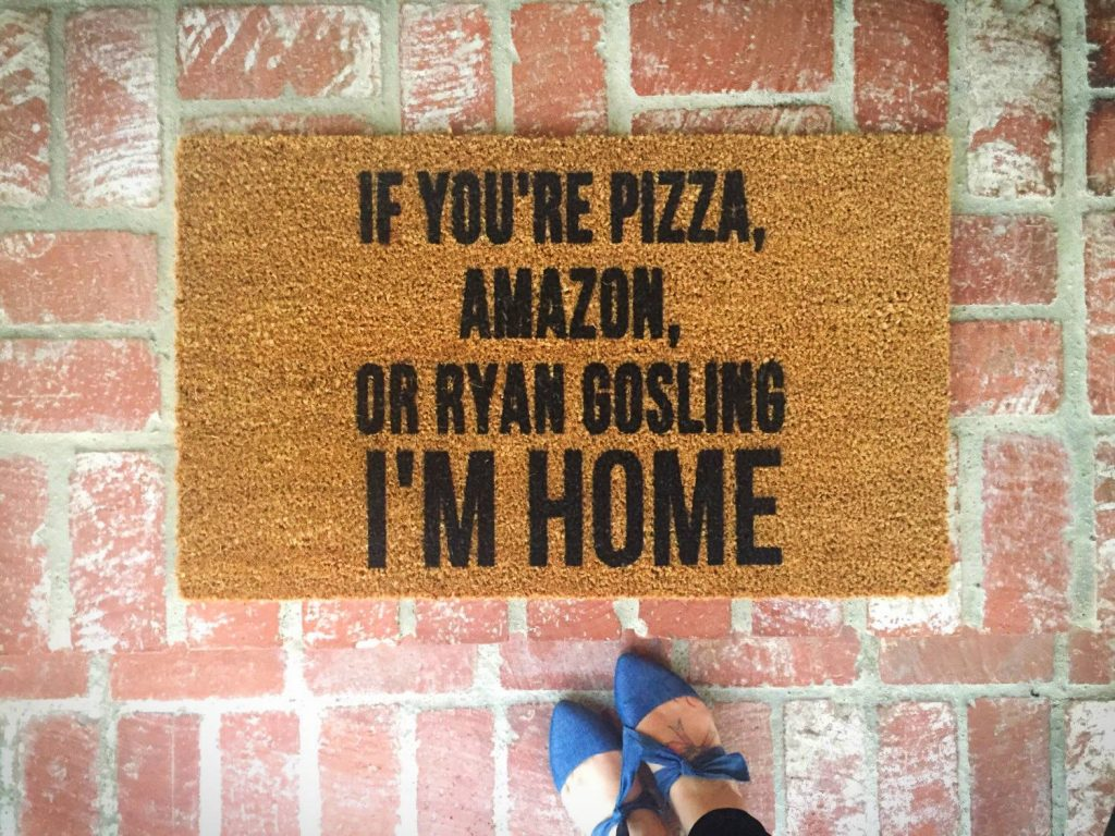 30 Funny Doormats To Give Your Guests A Humorous Welcome