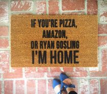 Everybody has a friend that could use one of these. The seller also offers custom options in case you want to switch out Ryan Gosling with another celebrity… but who on Earth would want to do that?