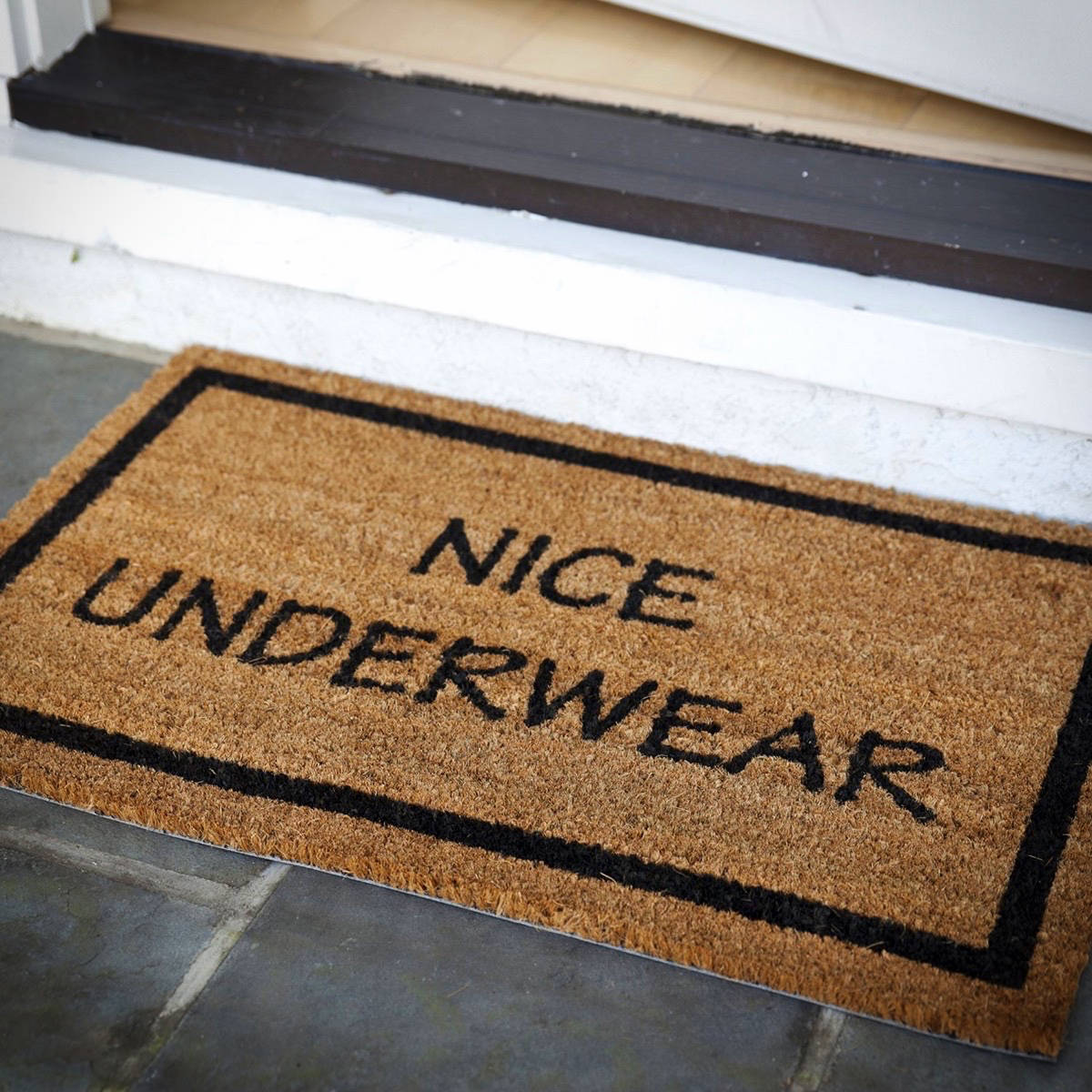 Home Designing Com 30 Funny Doormats To Give Your Guests A Humorous Welcome