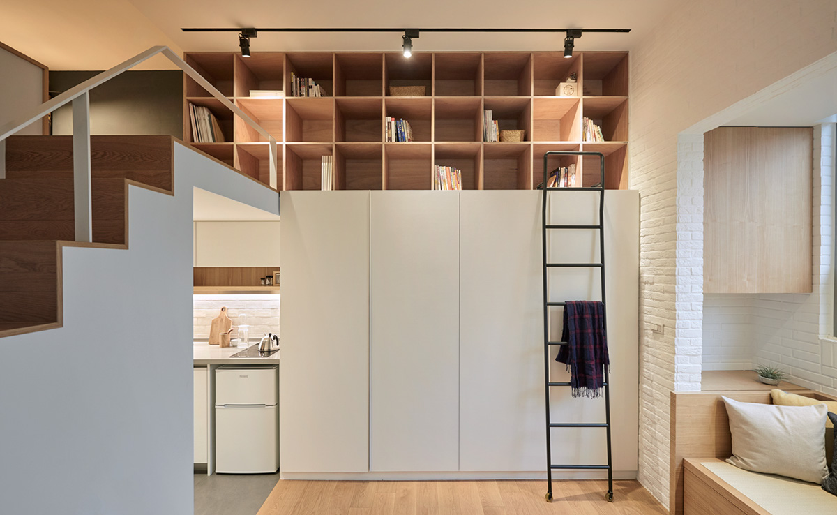 Astounding 2 Super Tiny Home Designs Under 30 Square Meters Includes Home Interior And Landscaping Ologienasavecom