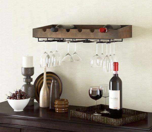 It Small Wine Bottle Gl Rack