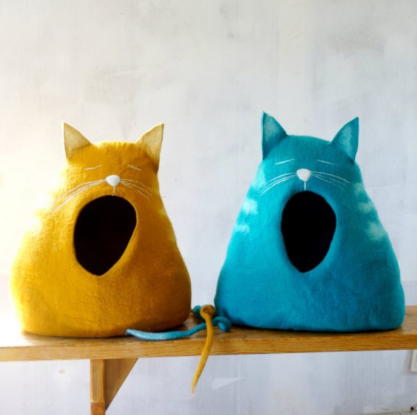 Super Stylish Cat Houses Furniture