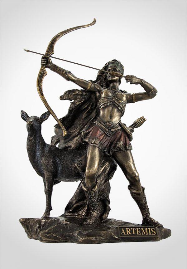 32 Powerful Statues Of Greek Gods Goddesses Mythological Heroes