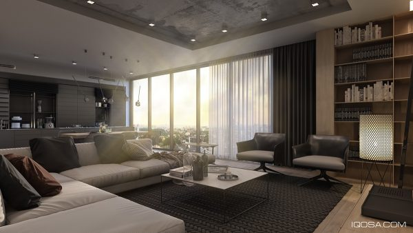 Inspiring Examples Of Use Of Grey In Luxury Interior