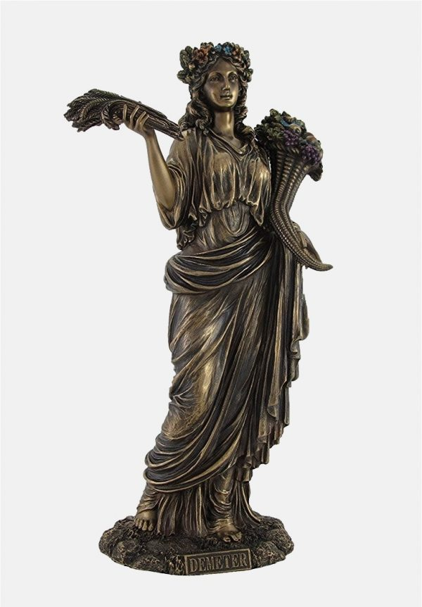 demeter greek goddess statue - photo #6