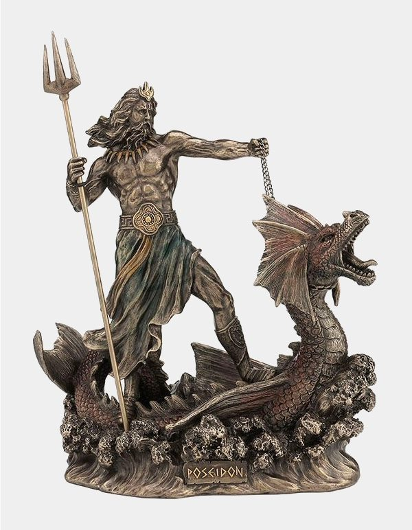 32 powerful statues of greek gods goddesses mythological heroes