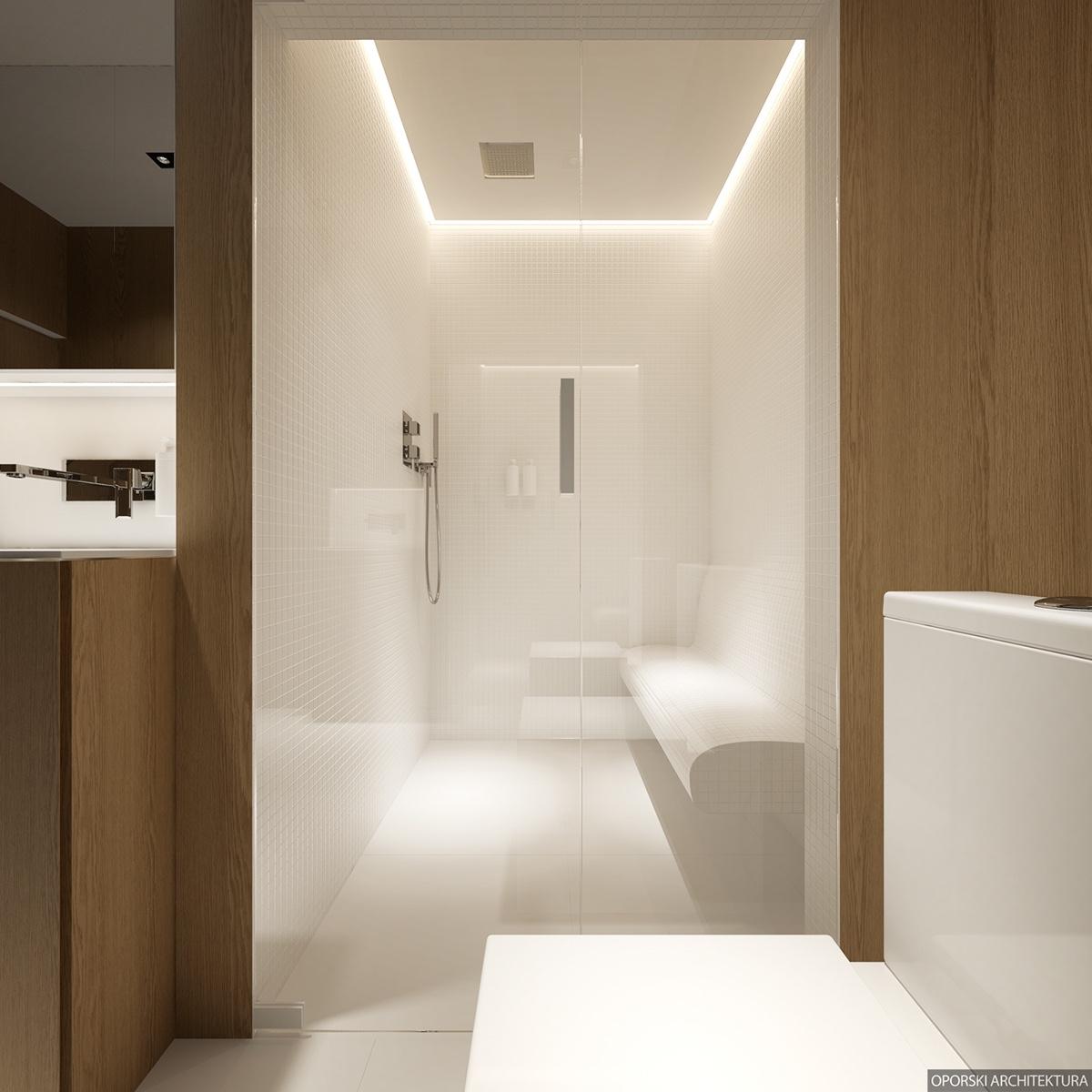 Scandinavian Bathroom Design Ideas: 5 Innovative Apartment Designs That Make Small Areas Sing