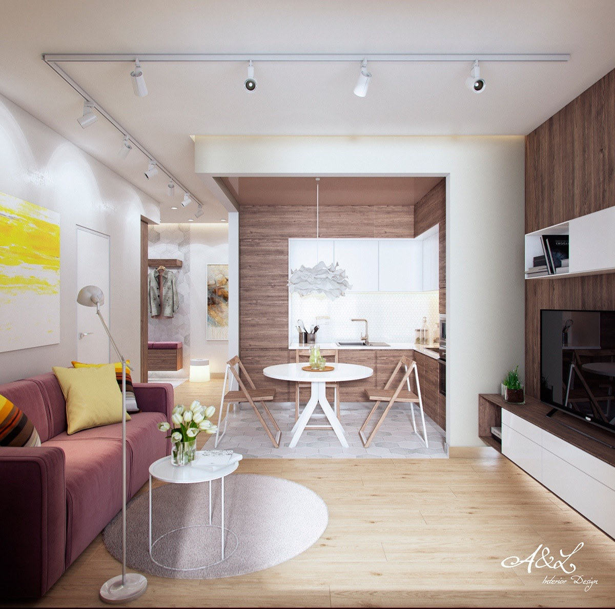 Brilliant 5 Innovative Apartment Designs That Make Small Areas Sing Dailytribune Chair Design For Home Dailytribuneorg