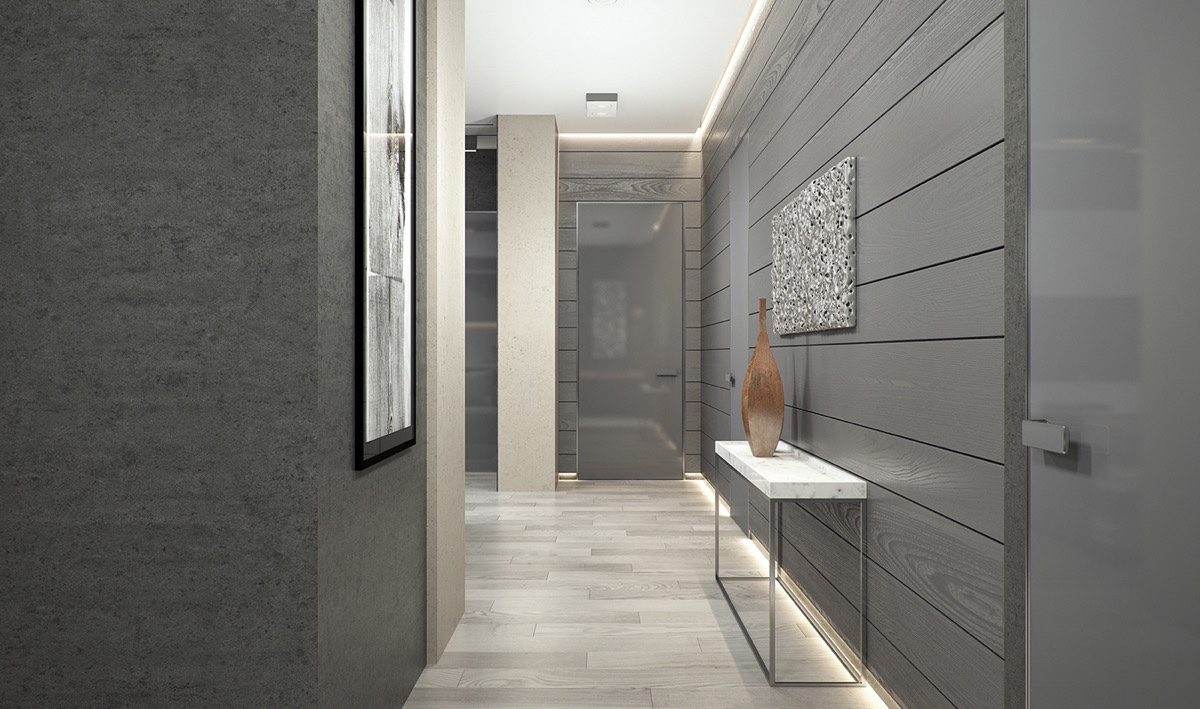 Inspiring Examples Of Use Of Grey In Luxury Interior Design