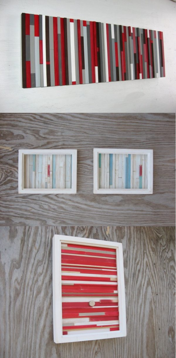 50 Wooden Wall Decor Art Finds To Help You Add Rustic Beauty To Your