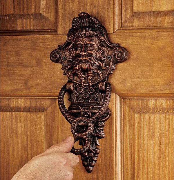 40 Unique Door Knockers To Add Drama To Your Entryway