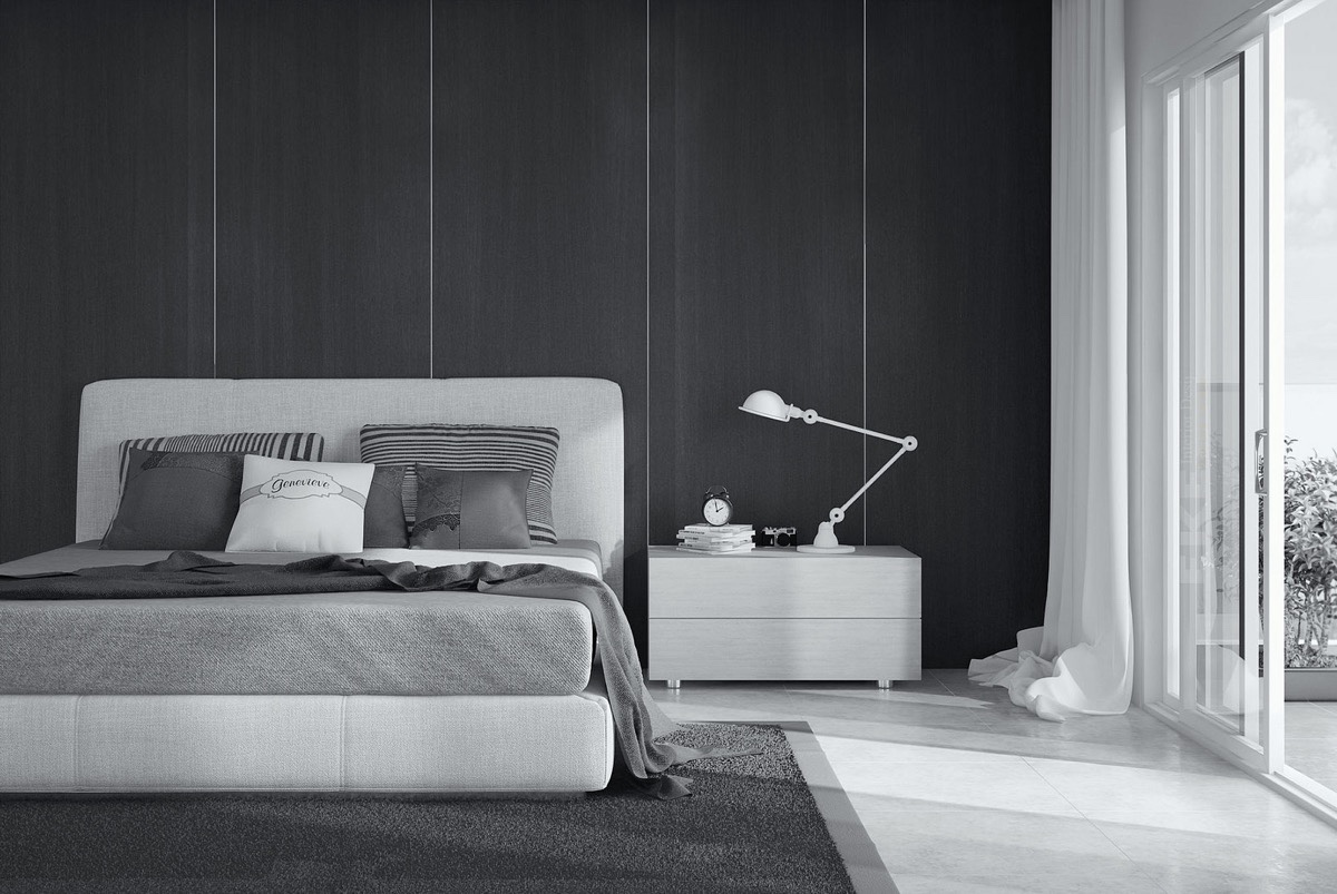 Stupendous 42 Gorgeous Grey Bedrooms Beutiful Home Inspiration Xortanetmahrainfo