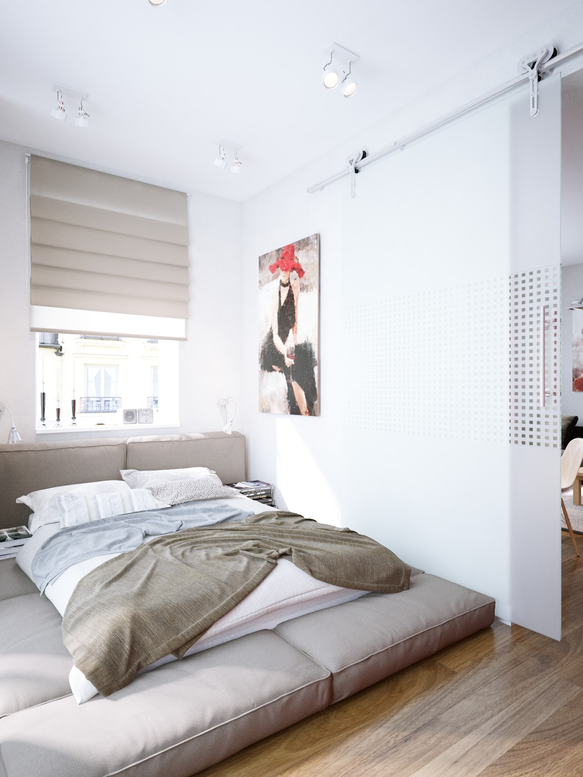 12 Low Height & Floor Bed Designs That Will Make You Sleepy
