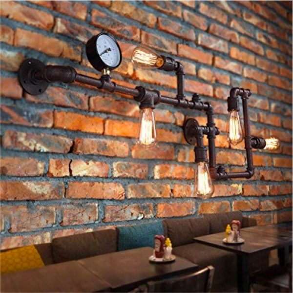 50 Steampunk Style Home Decor Items