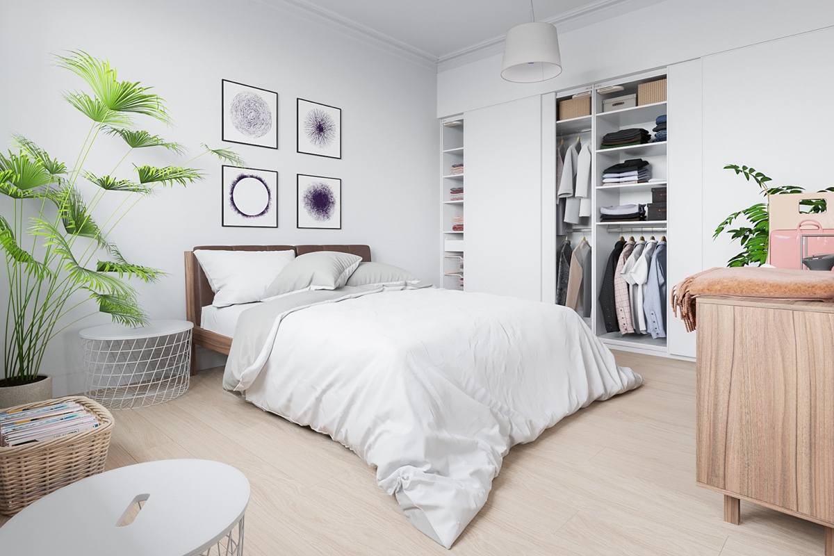 Six Scandinavian Interiors That Make The Lived In Look