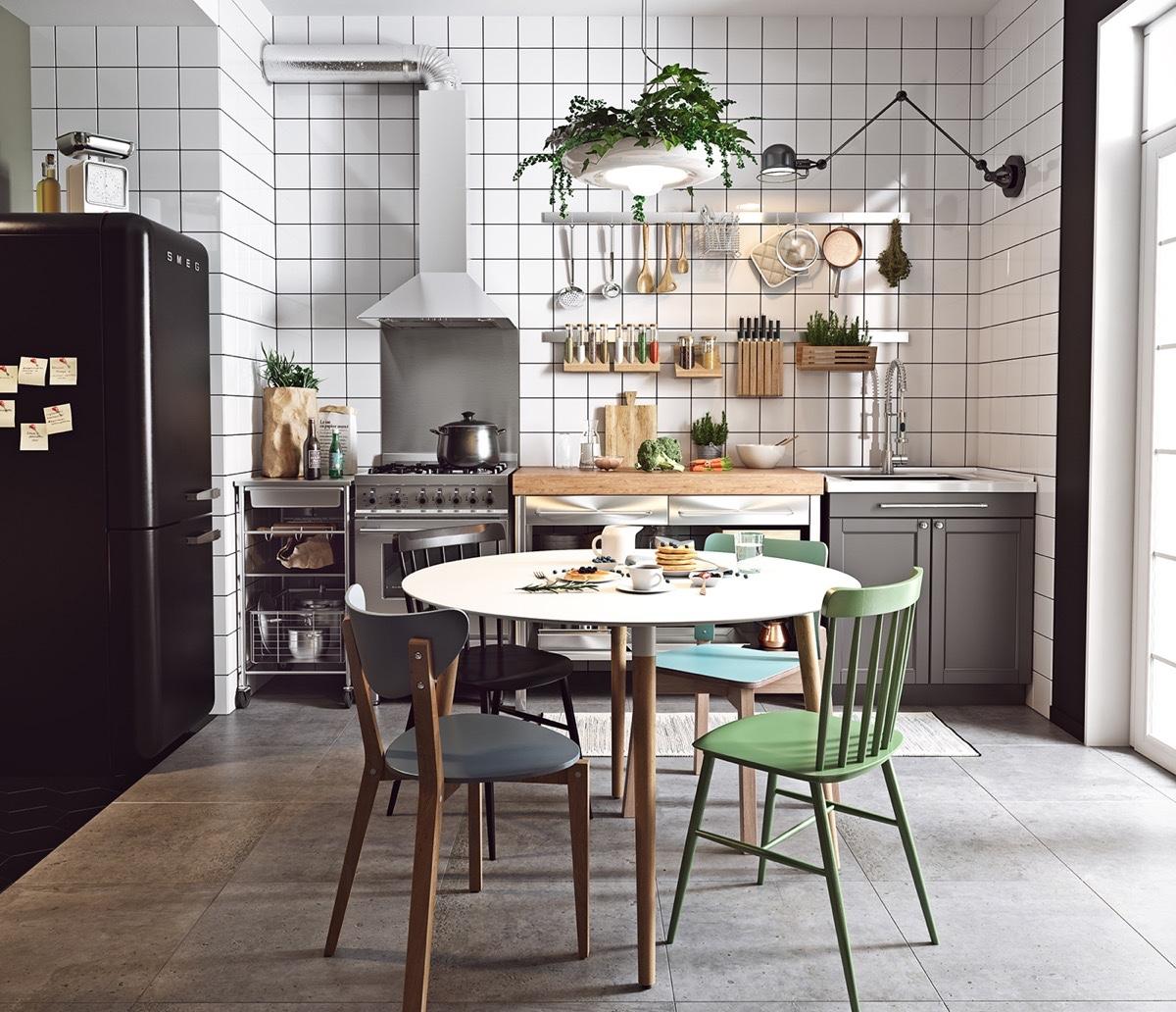 Superb Scandinavian Kitchens Ideas Inspiration Short Links Chair Design For Home Short Linksinfo