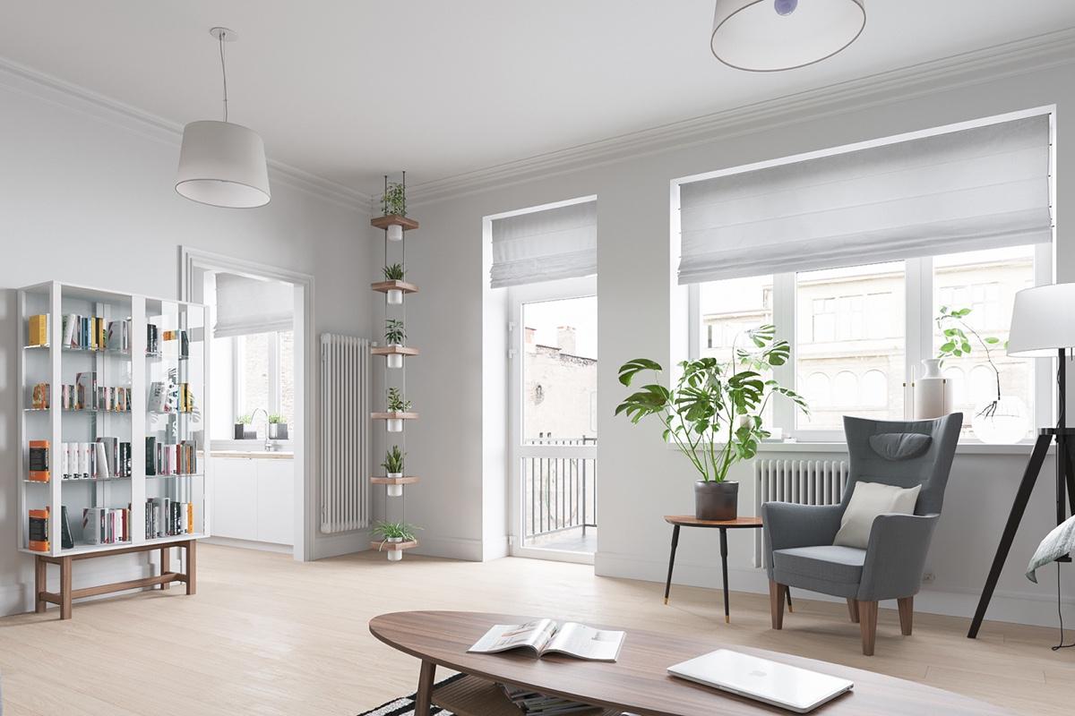 Scandinavian Interior Design Blog: Six Scandinavian Interiors That Make The Lived-in Look