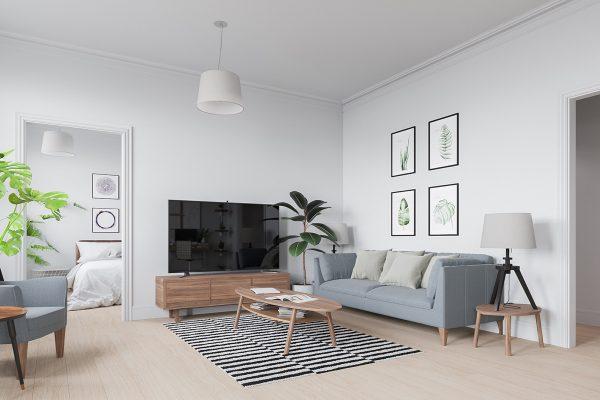 6个北欧简约漂亮的家居装修设计 设计之家