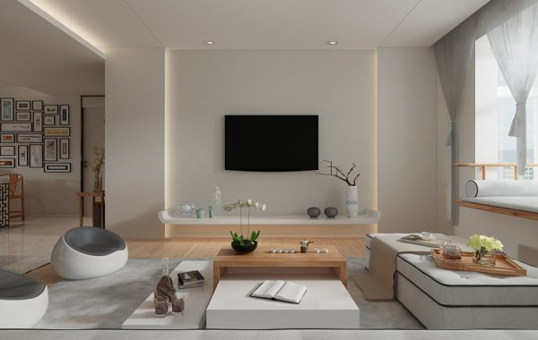 A Beautiful 2 Bedroom Modern Chinese