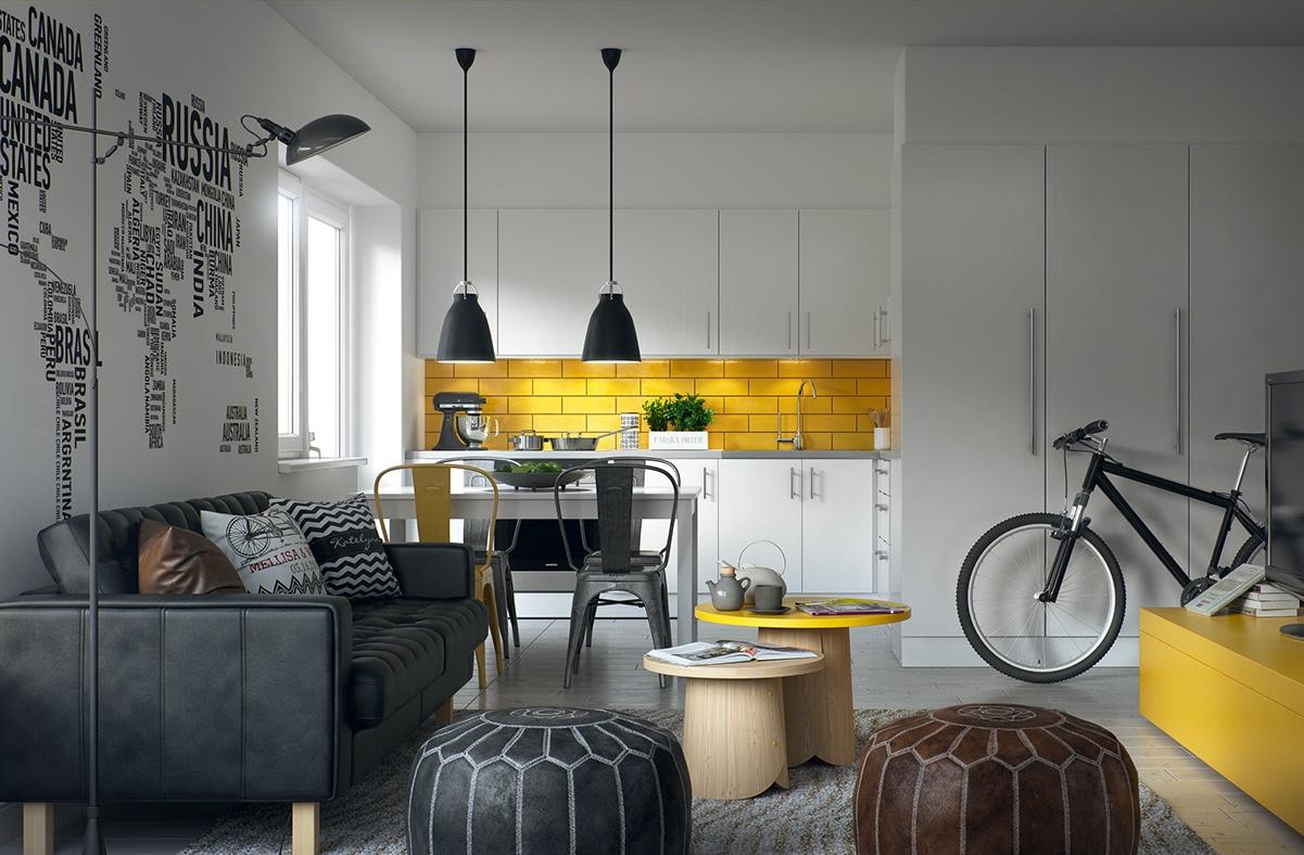Scandinavian Kitchens Ideas Inspiration